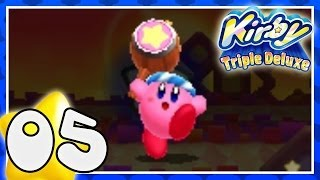 Kirby Triple Deluxe - Part 5 - Old Odyssey