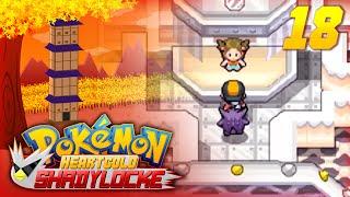 "Pokemon Heart Gold ShadyLocke w/ ShadyPenguinn Ep18 ""Digging Graves"""