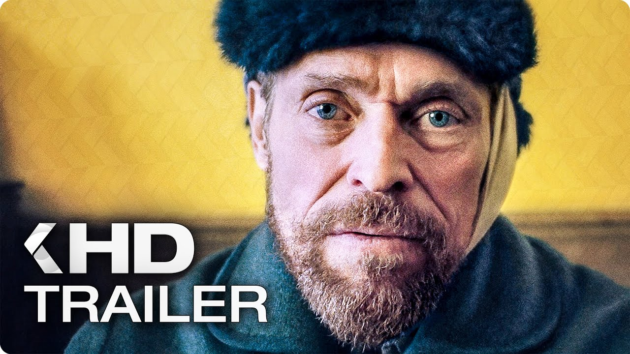 VAN GOGH Trailer German Deutsch (2019)