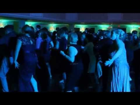 Music In Motion DJs Cupid Shuffle at The Omni Hotel in New Haven CT
