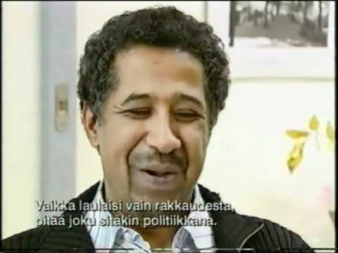 Khaled & Cesaria Evora interview by Tomi Lindblom (2004)  Fi