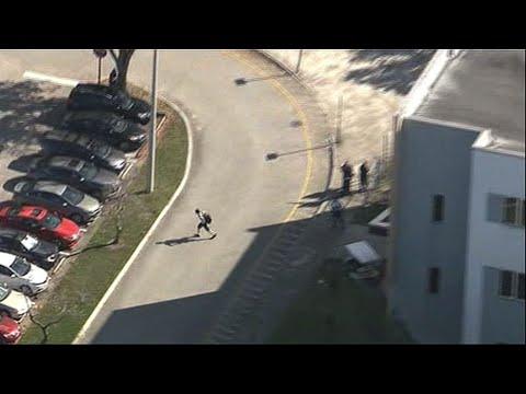 Students Flee Florida High School After Shooting