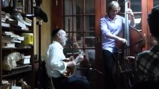 Andy Statman Trio - P1010199 12-3-15 Charles Street Synagogue, NYC