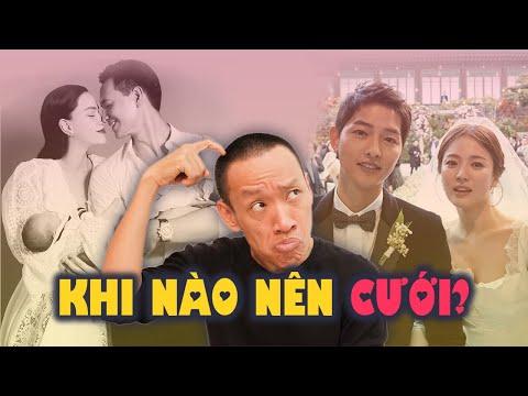 YÊU để CƯỚI? Lỡ CƯỚI xong HẾT YÊU?? | Nguyễn Hữu Trí