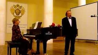 СЛАВНОЕ МОРЕ, СВЯЩЕННЫЙ БАЙКАЛ - Григорий МАРТЫНЕНКО. RUSSIAN song BAIKAL