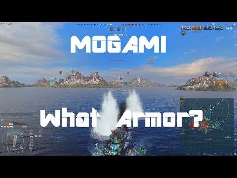 Mogami  Pretend Armor, Real DPM