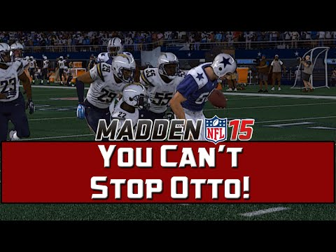 Otto Graham With The Wheels! | Madden 15 Ultimate Team - Head To Head Seasons (Game 5)