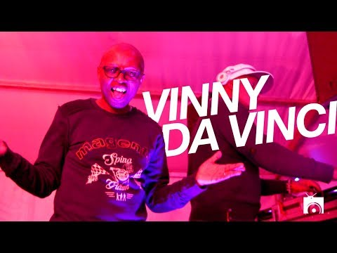 Vinny Da Vinci live from The Place lounge