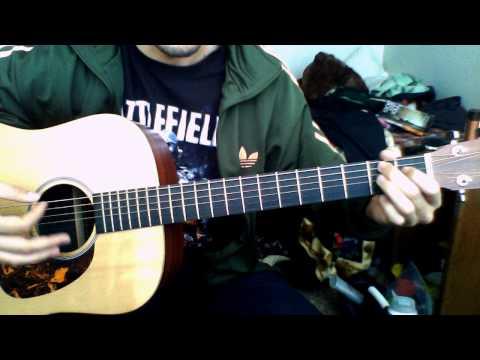 Cancion del Mariachi - Guitar Lesson Part 3 - Tutorial - Como tocar - how to play