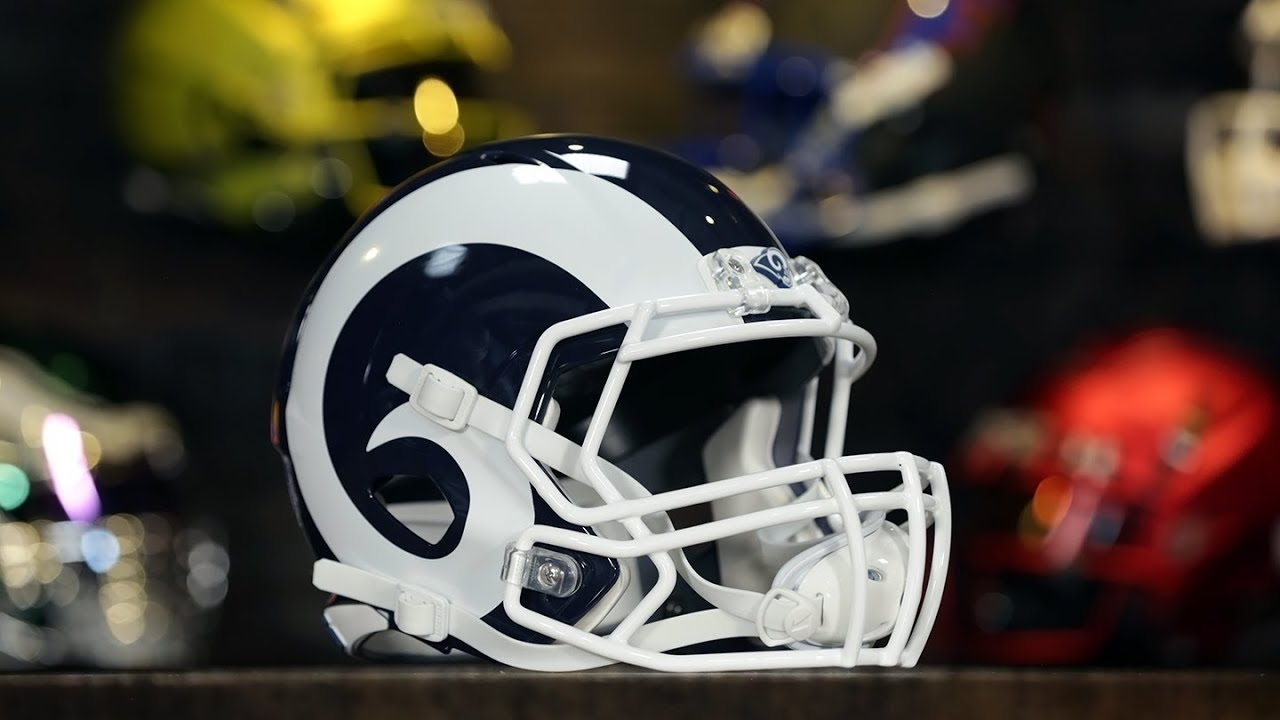 What Makes Todd Gurley S La Rams Helmet So Special Youtube