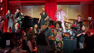"HADESTOWN Cast Sings ""Way Down Hadestown"" at 2020 NYTW Gala Honoring Rachel Chavkin & Jordan Roth"