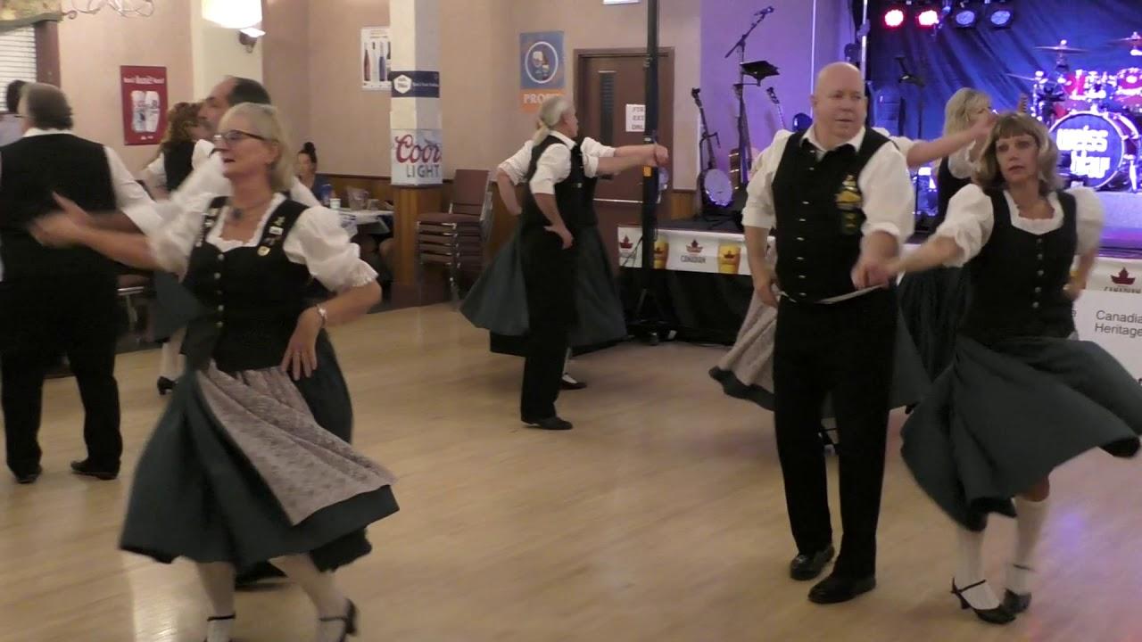 Donau Dancers @ Schwaben Club Oktoberfest Kitchener-Berlin ...