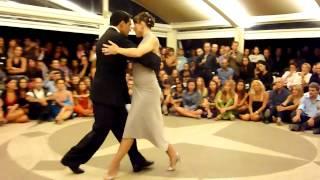 Pablo Garcia & Lorena Ermocida   Napoli   Tango Argentino