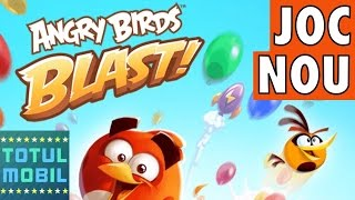 Angry Birds BLAST - Android/iPhone/iPad (Romania)
