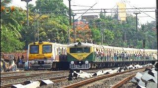 15 in 1 Eastern Line of the kolkata suburban railway EMU+Mainline Electric Multiple Unit screenshot 3