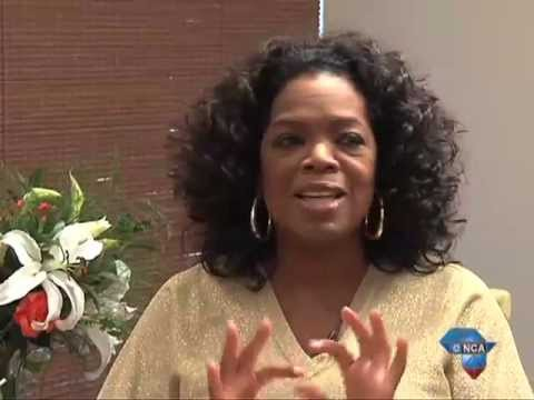 Oprah's SA girls graduate