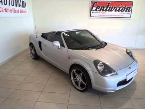 Toyota Mr2 Roadster 1 8 Hardtop Auto For On Trader South Africa