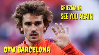 Antoine Griezmann • SEE YOU AGAIN • GOALS AND SKILLS With ATLETICO MADRID