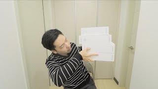 삼성 노트북 펜 860만원어치 박뜯 (15 vs 13인치)