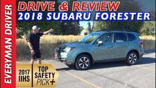 Watch This Review: 2018 Subaru Forester on Everyman Driver