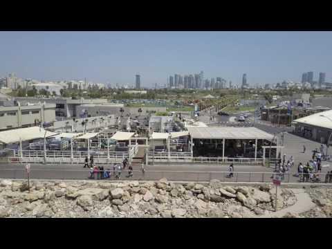 TEL AVIV PORT ISRAEL