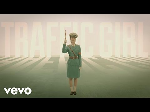 Indochine  Traffic Girl Clip officiel