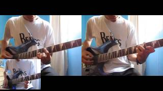 Paramore - Playing God(Guitar Cover)