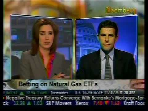 Commodities Outlook - Investing in Natural Gas ETFs