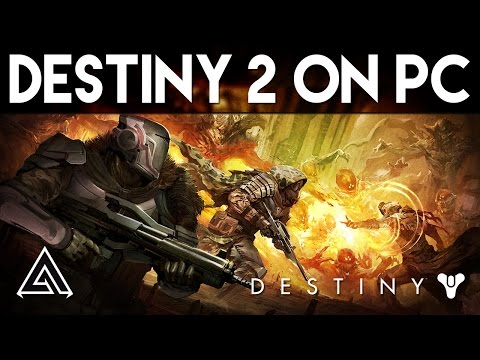 DESTINY 2 COMING TO PC? News, Towns & More!