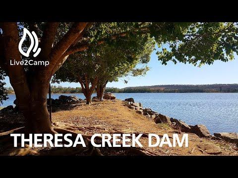 Theresa Creek Dam Campground - Clermont, Queensland