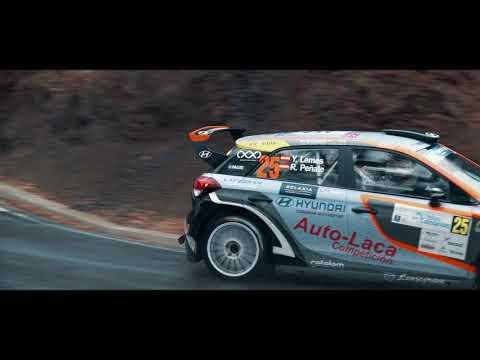 Yeray Lemes y Rogelio Peñate - Hyundai Islas Canarias 2020