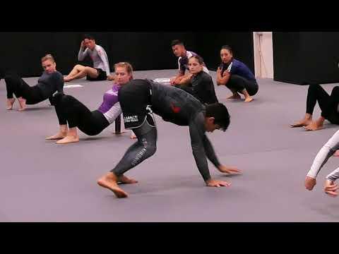 """Condicionamento de Capoeira voltado para o Jiu Jitsu com o """" Cobrinha """""""