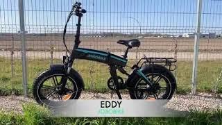 Motrike Electric Folding Bike model 46Z-FS