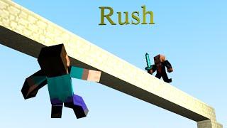 Rush #12 - PVP - 4V4 - [Mineria]