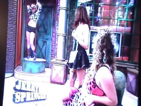 Jerry Springer - Lesbian Love Triangle from YouTube · Duration:  5 minutes 17 seconds