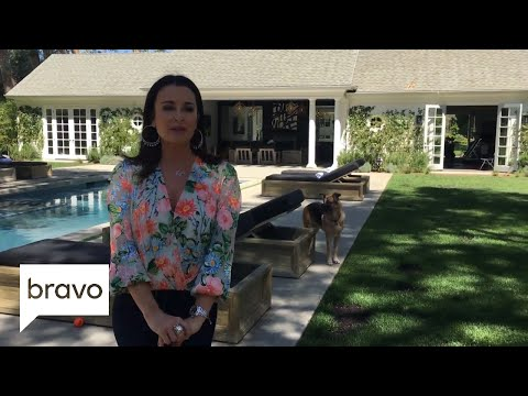 RHOBH: Kyle Richards Is Staying Put In New Home For 5 Adorable Reasons | Bravo