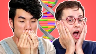 The Try Guys Take An Ancestry DNA Test thumbnail
