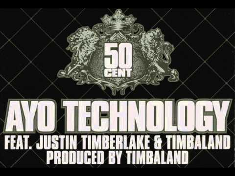 50 Cent Timbaland Ayo Technology