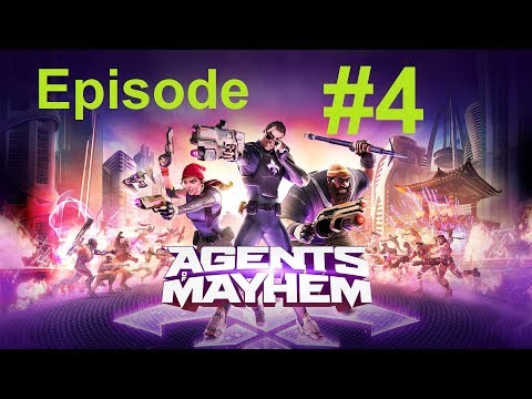 Agents of Mayhem - MrKnightCap - Let's Play - Part 4 - Recruiting Johnny Gat