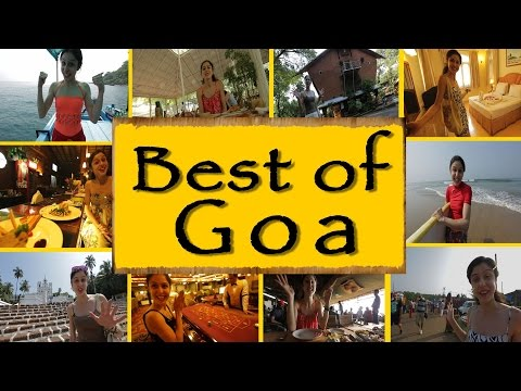 The Best Of Goa || Food, Shopping & More!