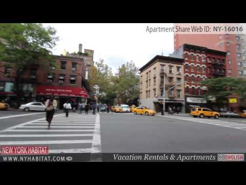 Video Tour Of A 2-Bedroom Apartment Share In Midtown East, Manhattan