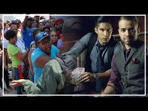 QUE PENA (PARODIA)  – Chino y Nacho feat. Gente De Zona & Los Cadillacs
