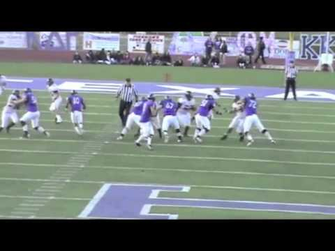 Nick Stephens - Tarleton State - QB - 5-7 Step Drop