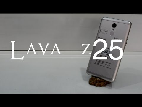Lava Z25 (Champagne Gold) Review, Build Quality, Sim Slot Software, UI and Hardware Specifications