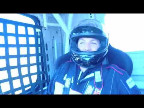 Riding shotgun in a Bandit Big Rig