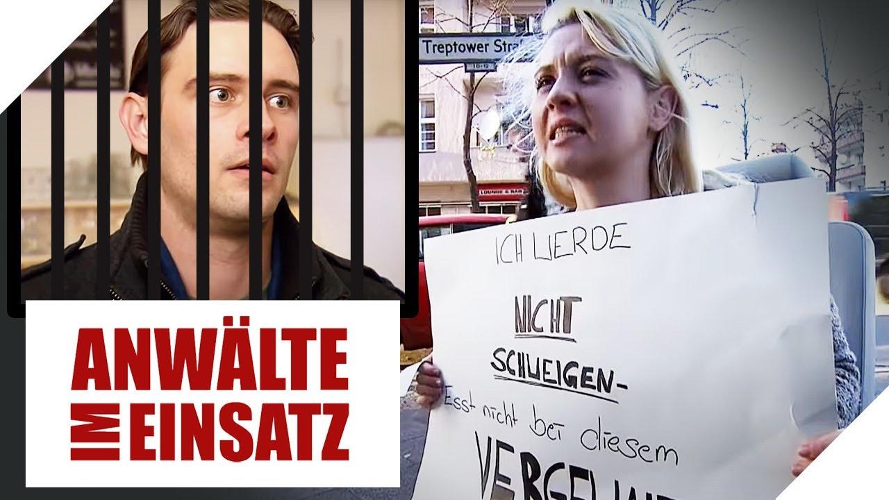STRAFE um jeden Preis! Anna will Phils Vergewaltigung beweisen ☝️ | 2/2 | Anwälte im Einsatz SAT.1