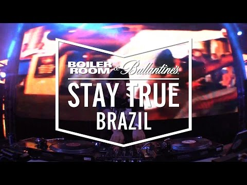 DJ Tahira Boiler Room x Ballantine's Stay True Brazil DJ Set