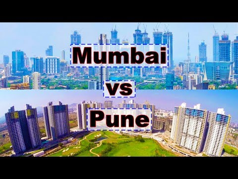 Mumbai vs Pune City Comparison (2018)