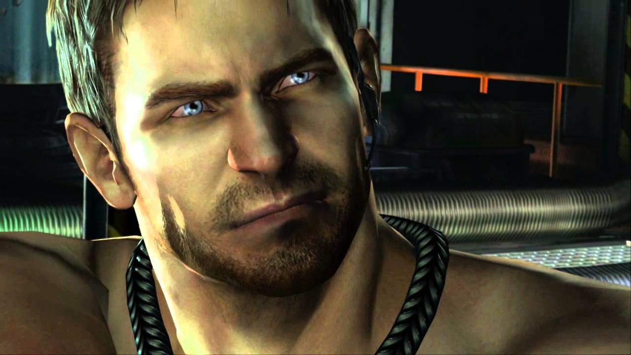 Resident Evil 5 Hunky Chris Mod Clip 1 Youtube