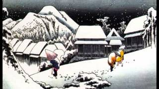 Bookmarks from Japan Mvt.5 Evening Snow in Kambara Julie Giroux HD